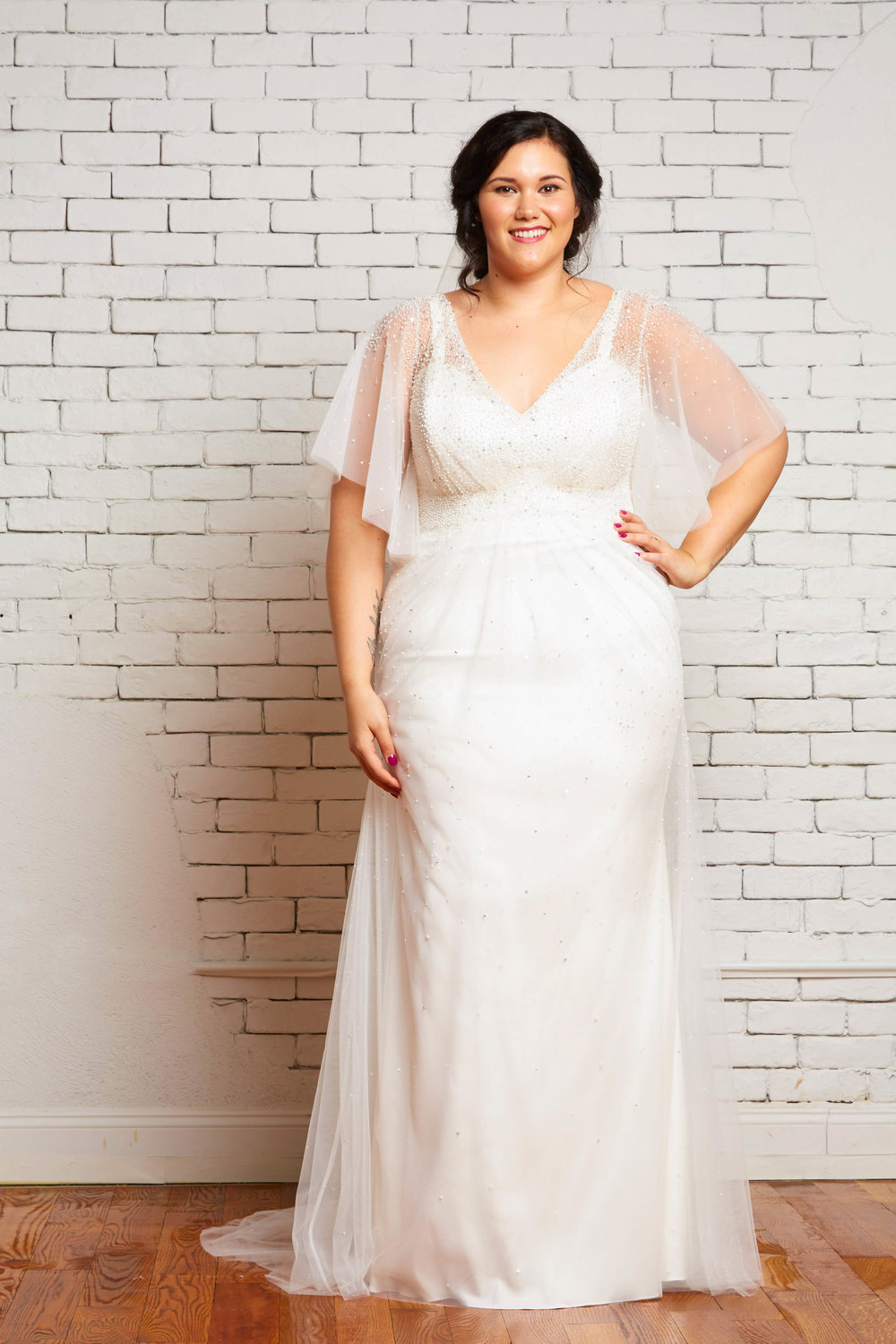 44A. Sabina Front 1-Rebecca Schoneveld-2-155_flutter_sleeve_deco_inspired_romantic_beaded_v_neck_column_gown.jpg