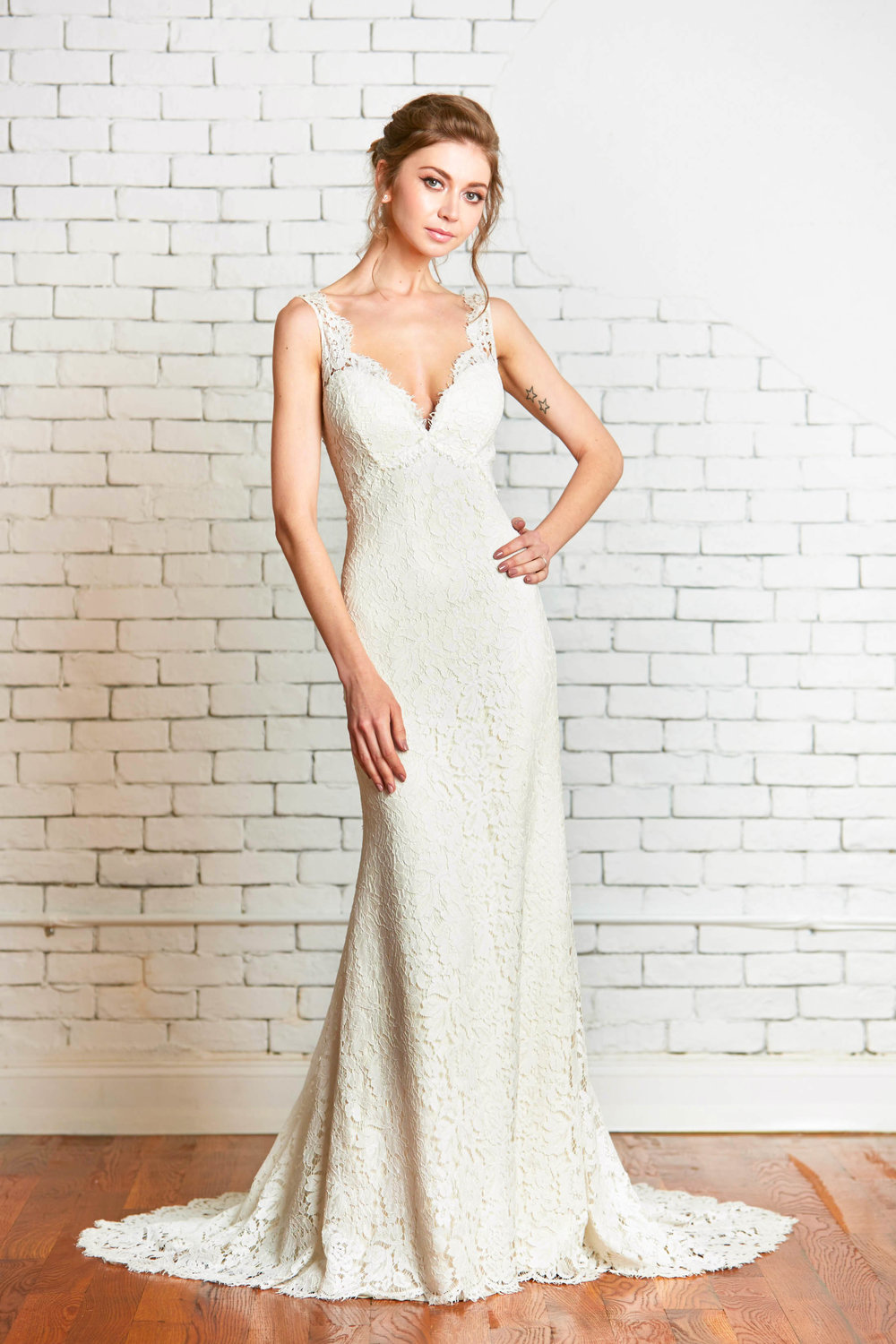 Adria Gown