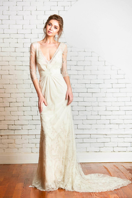 Linden Gown