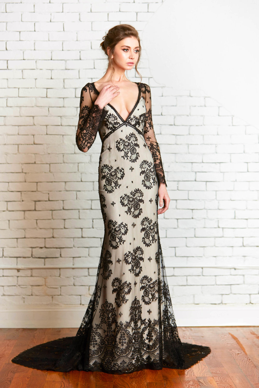 Scarlett Gown