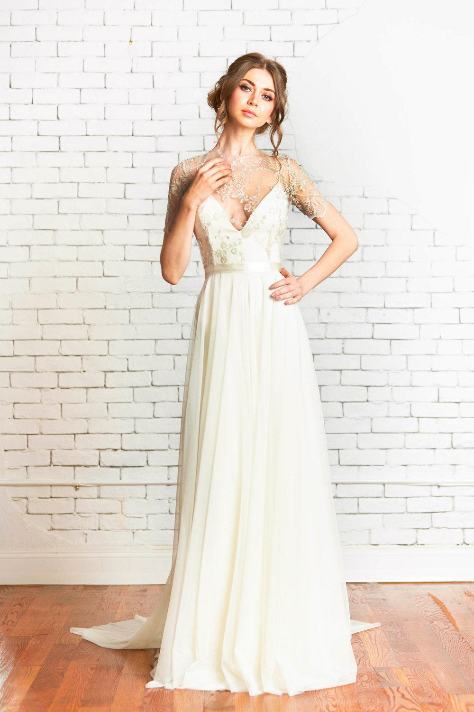 Cheyenne-Lumi-Serenity Gown