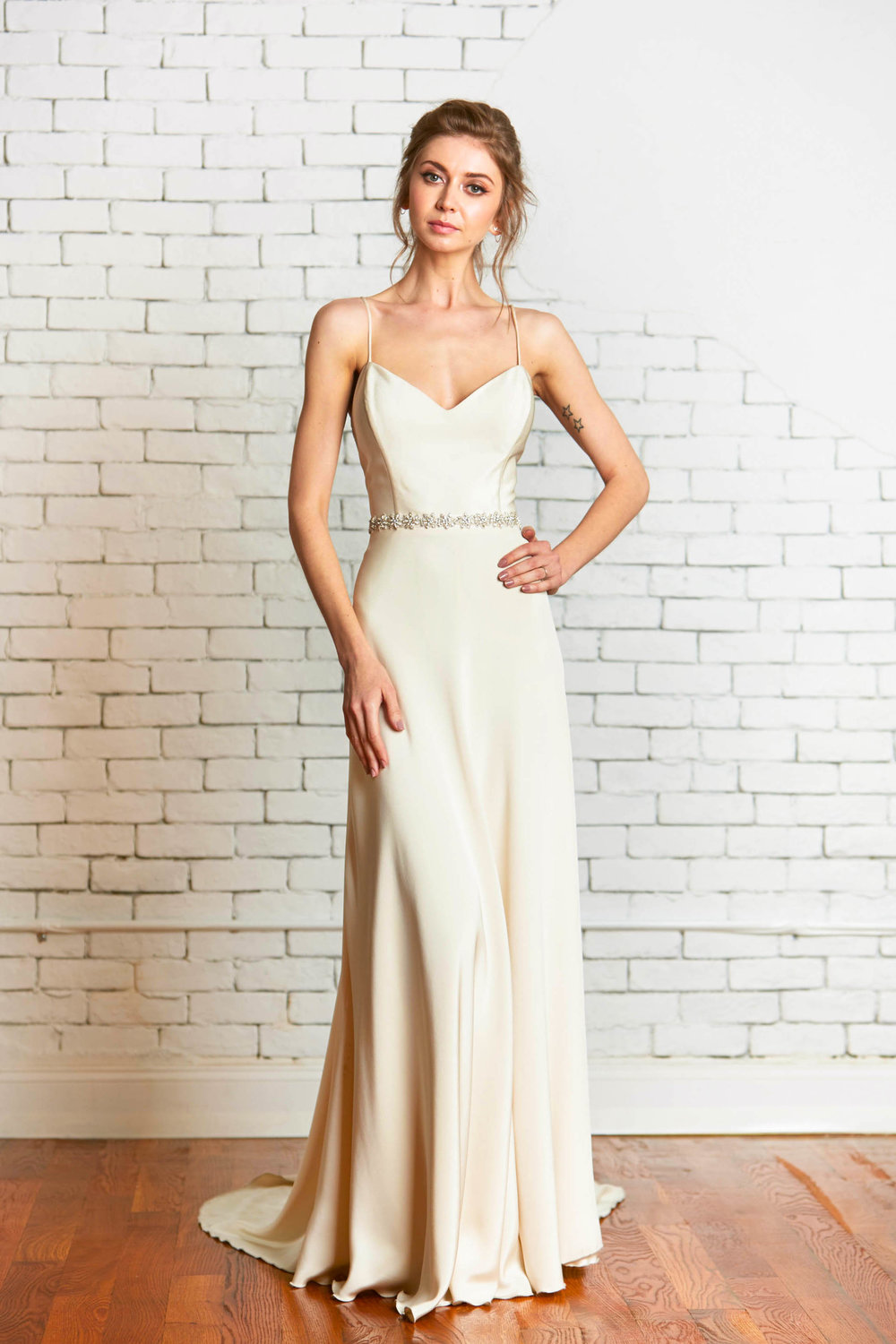 Evalyn-Grace Gown