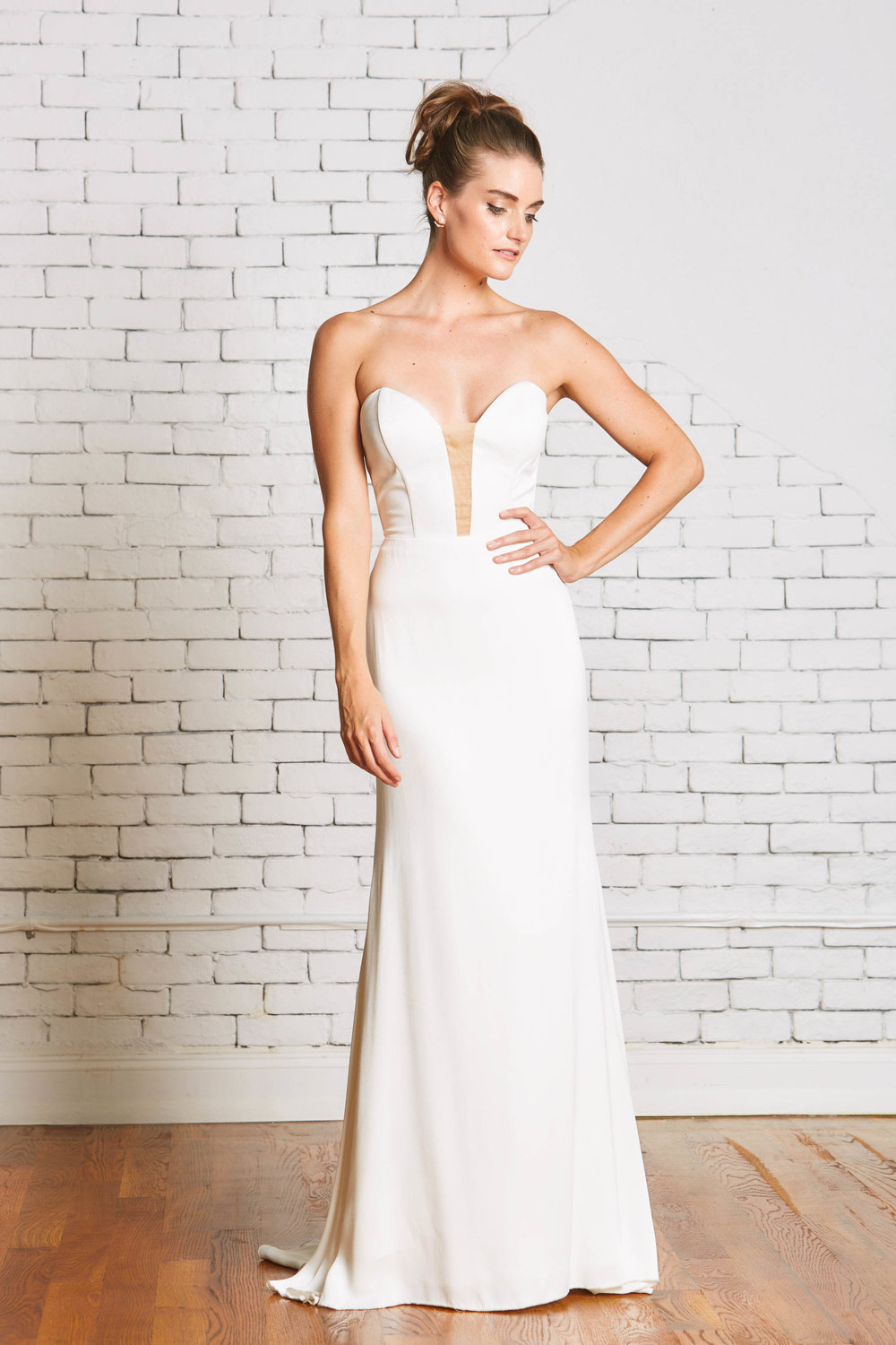 Hensley Gown