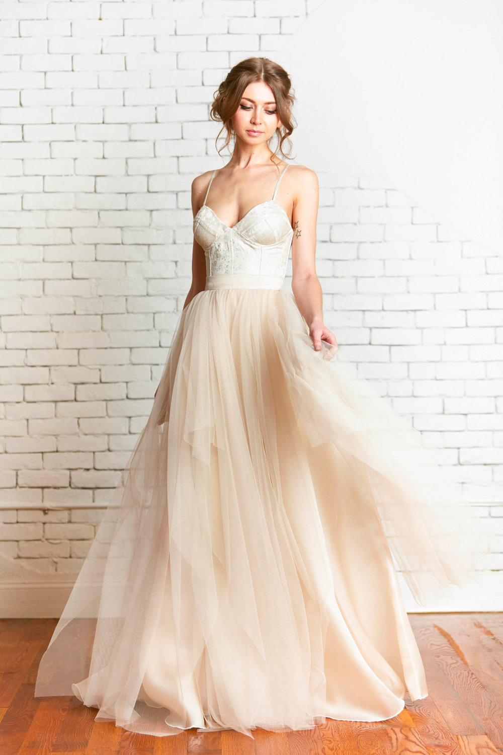 Avery-McKinley Gown