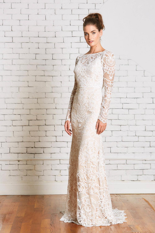 Freya-Siobhan Gown