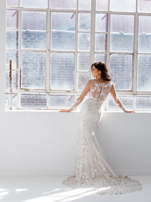 Willow Gown — Rebecca Schoneveld