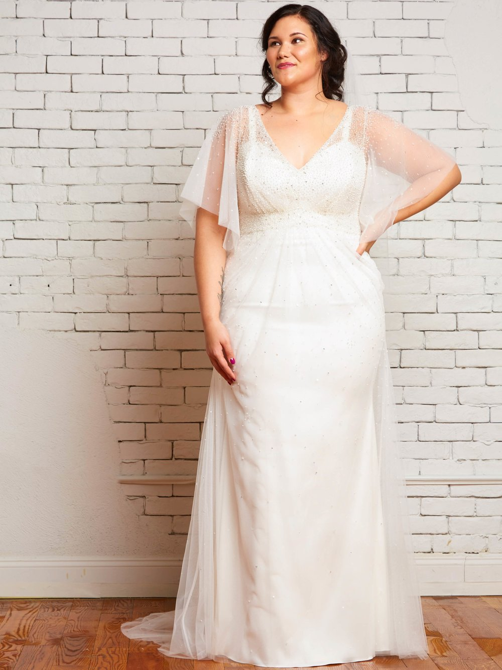 Sabina Gown