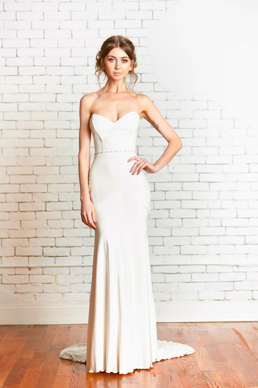 Evalyn Ingrid Gown