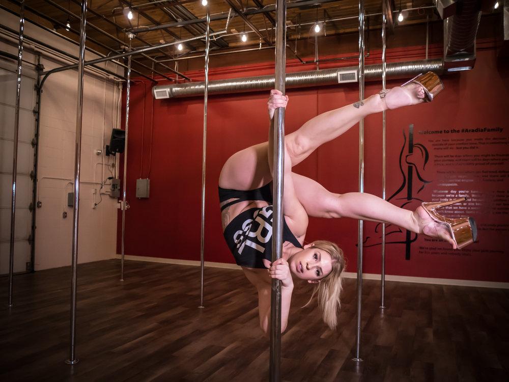 Chantelle Beasley /  Aradia Fitness Edmonton