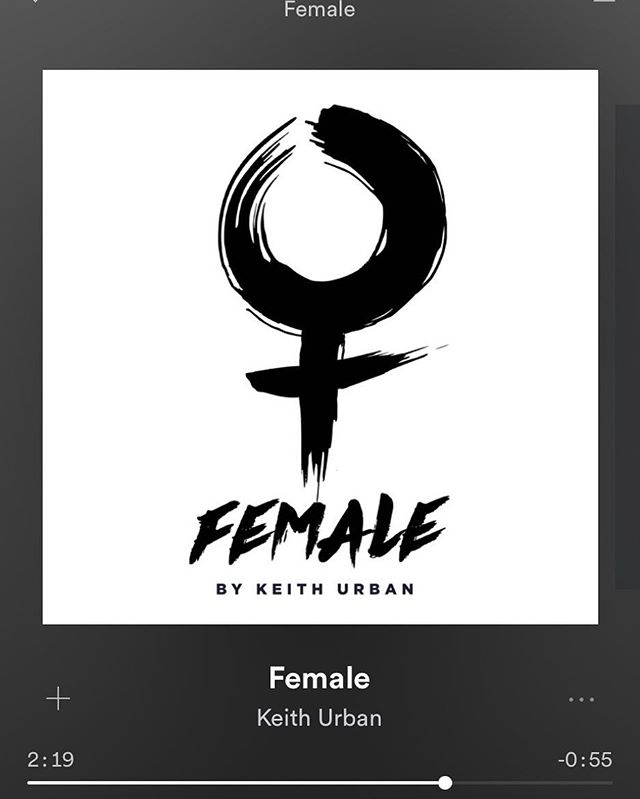FEMALE 🙌🏼🖤 She's the heart of life She's the dreamer's dream She's the hands of time She's the queen of kings  #yes #savethebestforlast #keithurban #hesmyfavorite #sogood #toallmygirls #female #mother #sister #daughter #tender #kind #strong #wise #loving #nurturing #brave #girlfriends #godissogood #awomanforwomen #music #lifeisbeautiful #nashville #cmaawards