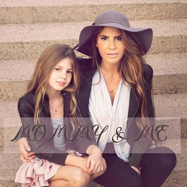 MOMMY & ME  11/10/17  #mommyandme #loveofmylife #daughter #myheart #mysoul #thankyougod #inlovewithmyfamily #familyiseverything #jewelry #silver #rosegold #gold #fashion #bekind #lovegod #boutiqueshopping #boutique #salon #spa #childrensboutique #online #onlineshopping #lifeisbeautiful