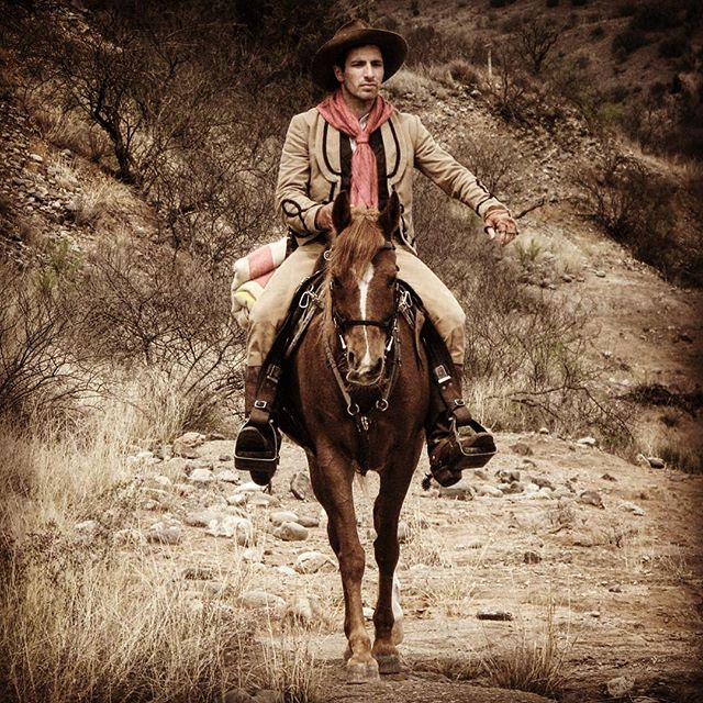 Noah Woods as Luke TYler  on horseback.jpg
