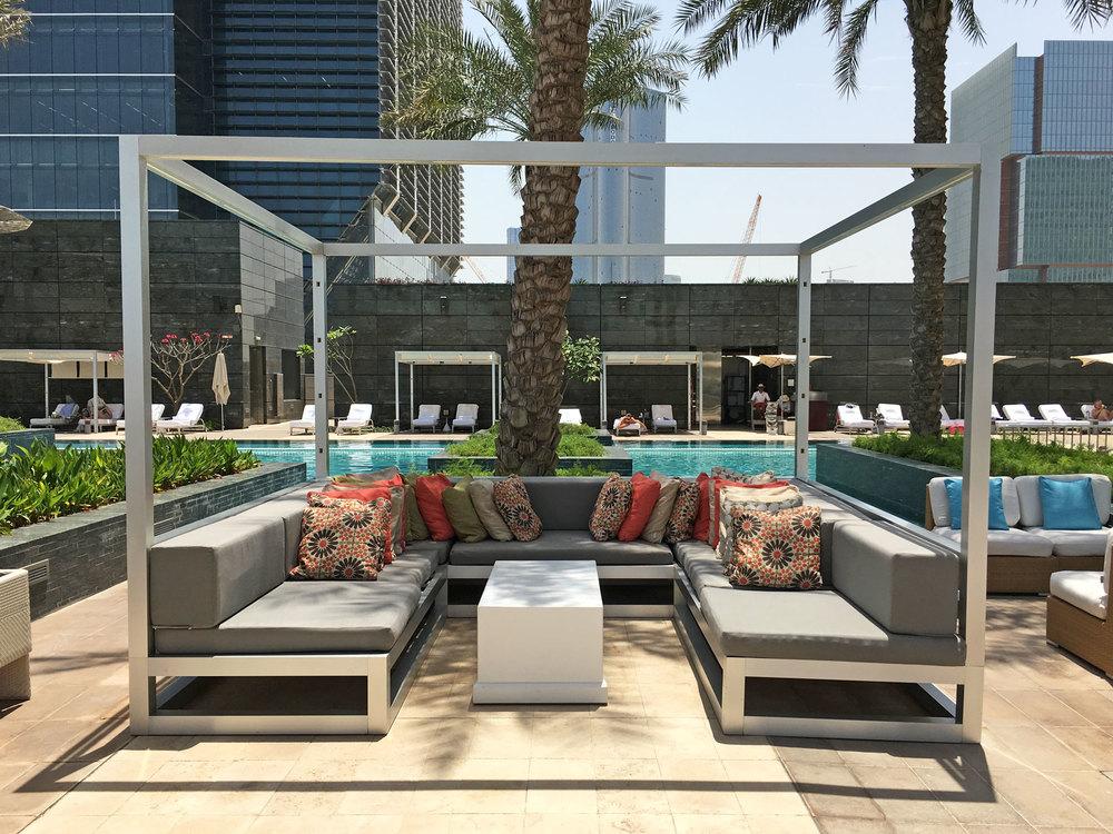 Glo, Rosewood Abu Dhabi