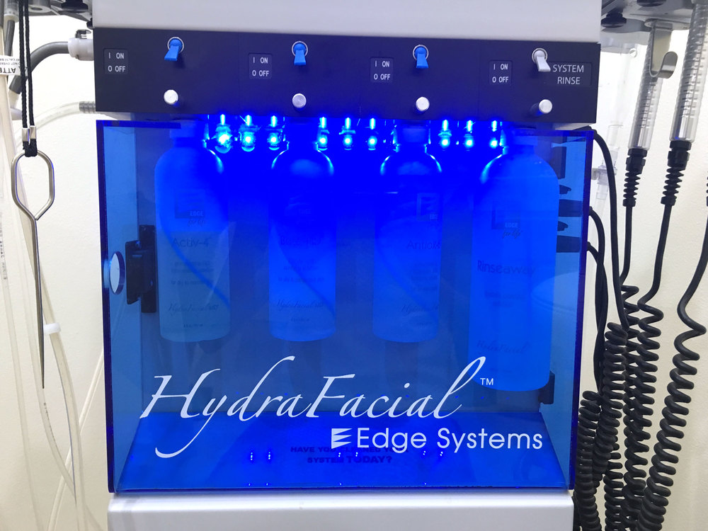 New Age Clinic Hydrafacial