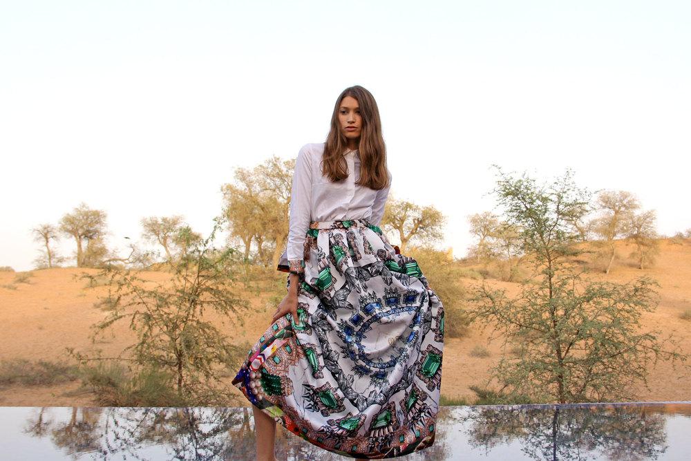 Dress: OTT