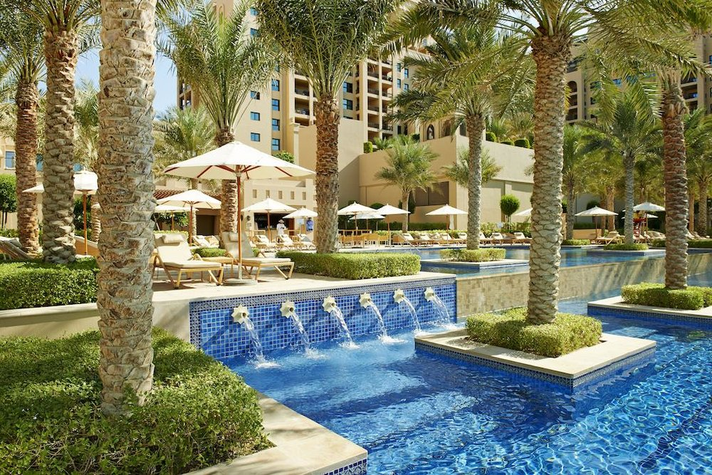 Fairmont The Palm , Dubai