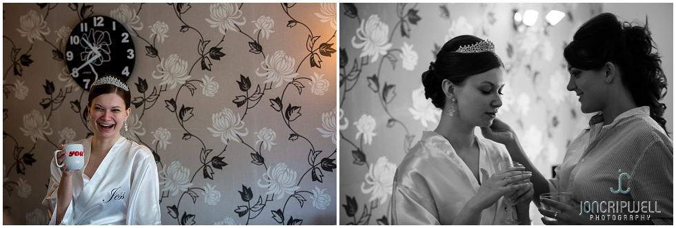Derbyshire wedding photography - Ringwood Hall