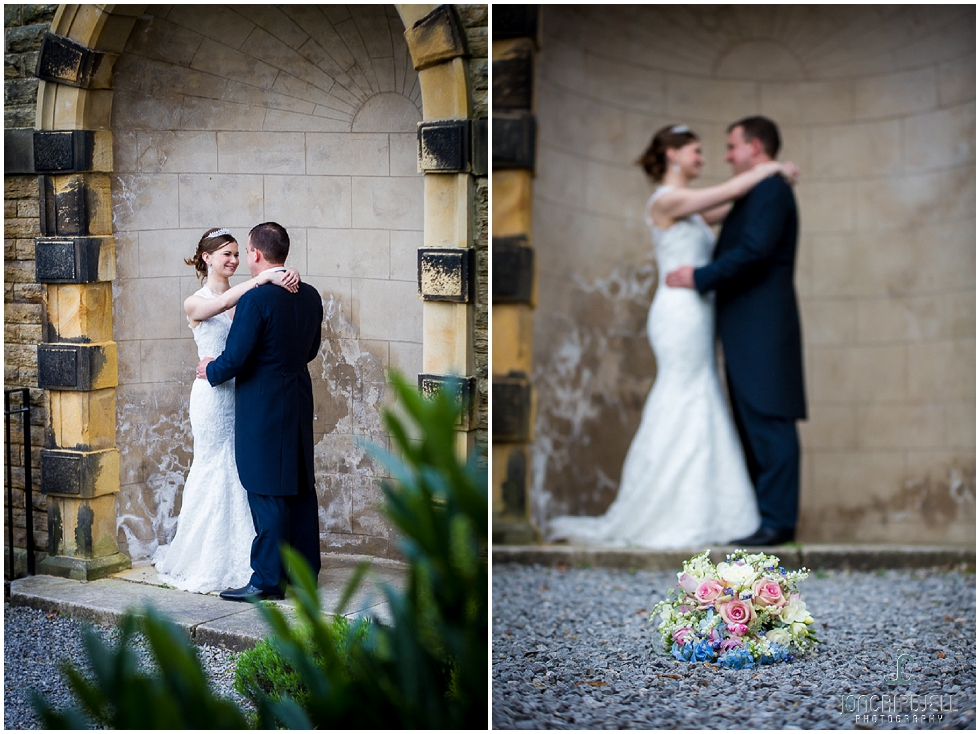 Derbyshire wedding photography - Ringwood Hall