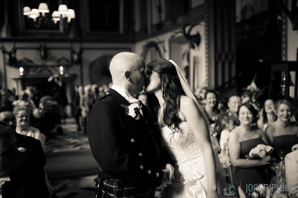 Belvoir Castle Wedding