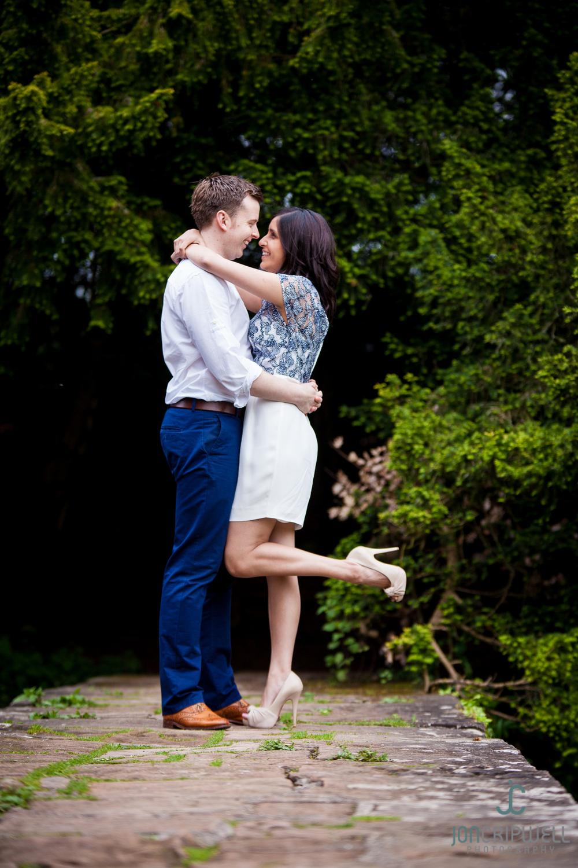 A Newstead Abbey Engagement Shoot