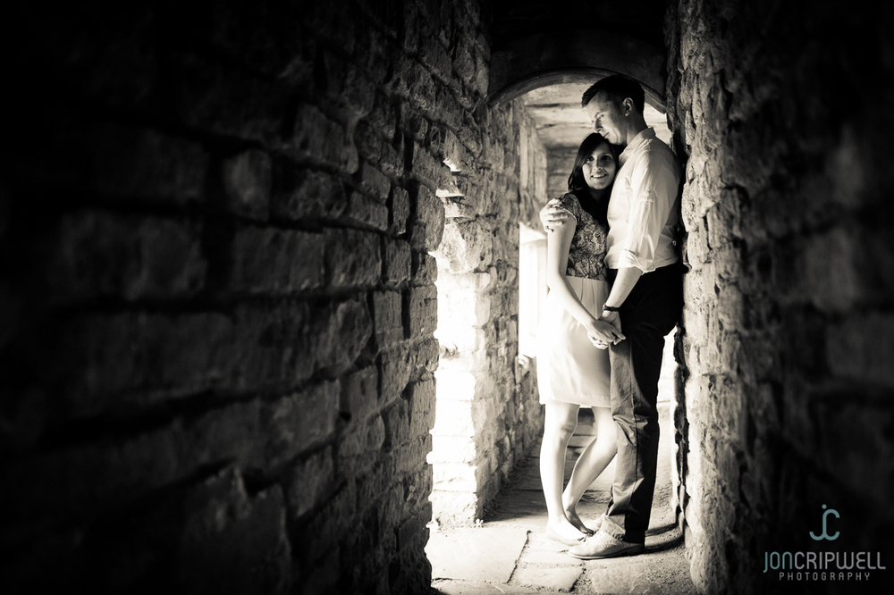 A Newstead Abbey Engagement Shoot