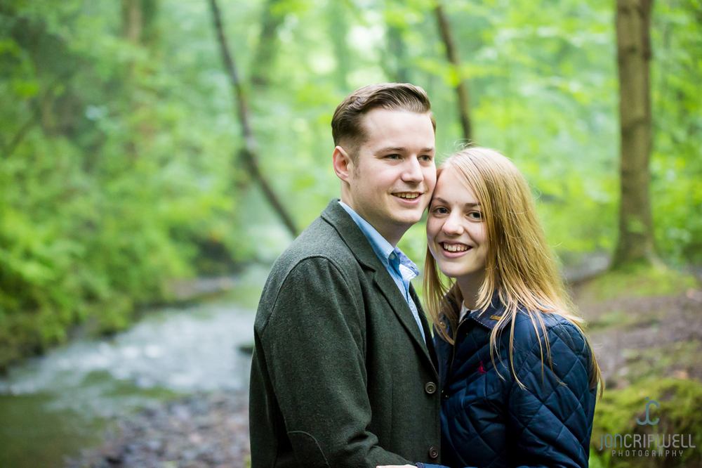 Sheffield engagement shoot