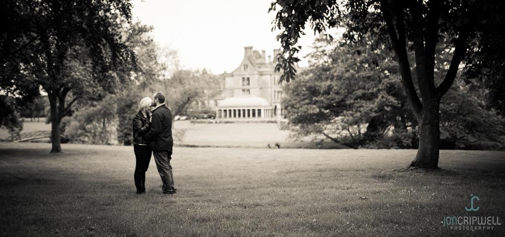 Walton Hall Engagement Shoot Jon Cripwell Photography