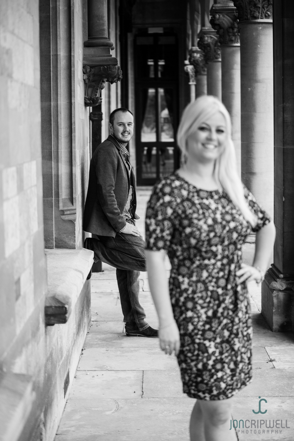 Walton Hall Engagement Shoot Jon Cripwell Photography