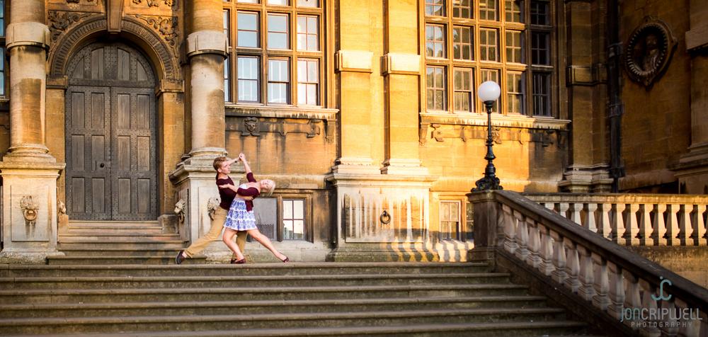 Wollaton Hall Engagement Shoot