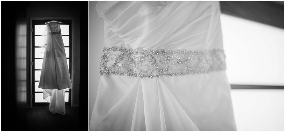 Bridal gown - sheffield wedding photography