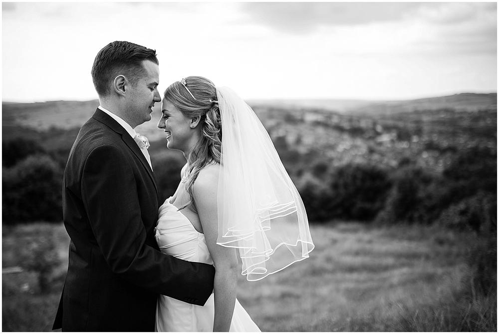 Beautiful wedding portraits - Sheffield Wedding Photography