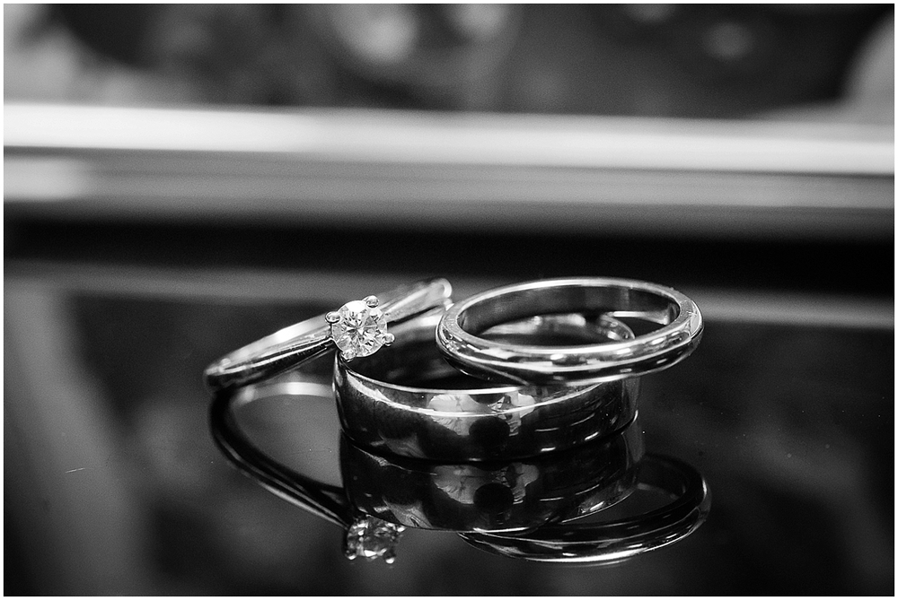 Wedding and engagement rings - Sheffield Wedding Photography
