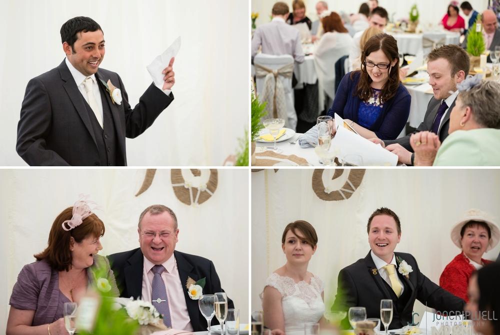 Rosliston Forestry Centre Wedding speeches
