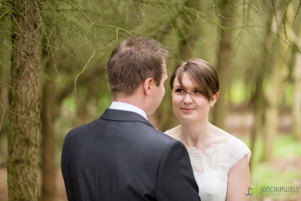 Rosliston Forestry Centre Wedding forest portraits