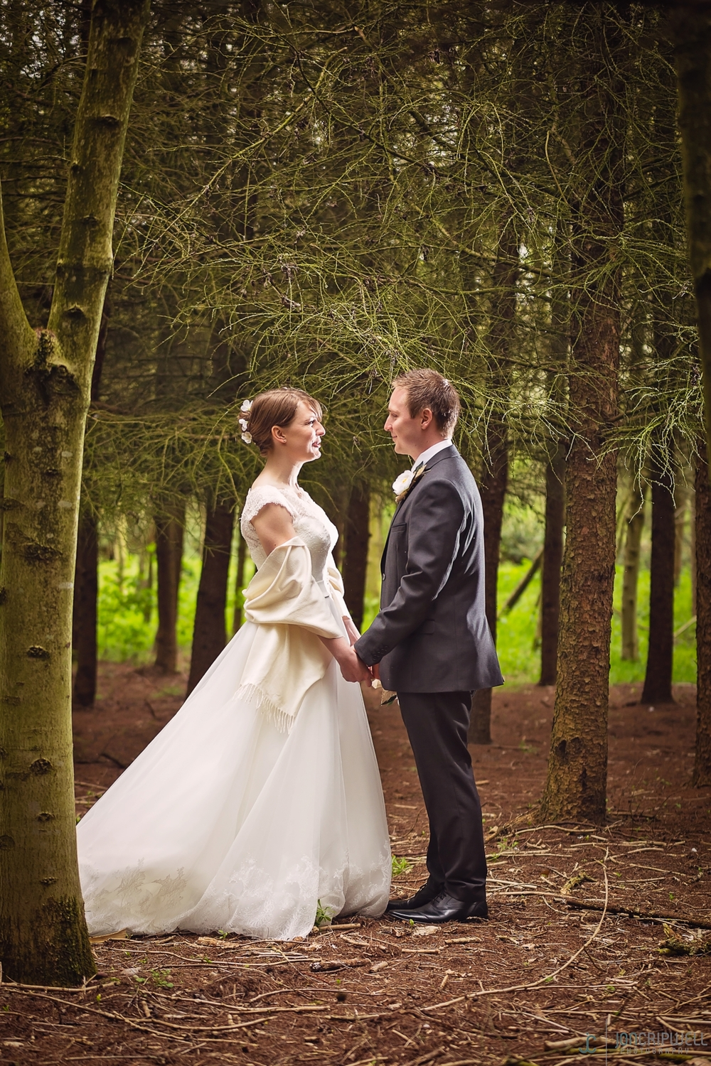 Rosliston Forestry Centre Wedding photography