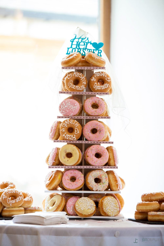 donut wedding cake_0018