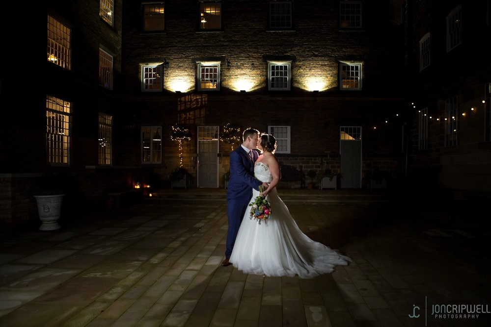 Kelly & Kevin at The West Mill