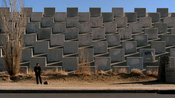 The disappear location in Breaking Bad.