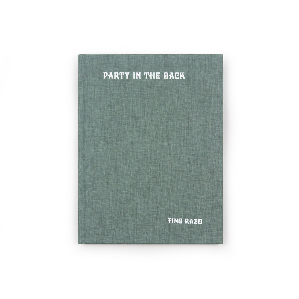All above from PARTY IN THE BACK, Published by ANTHOLOGY EDITIONS