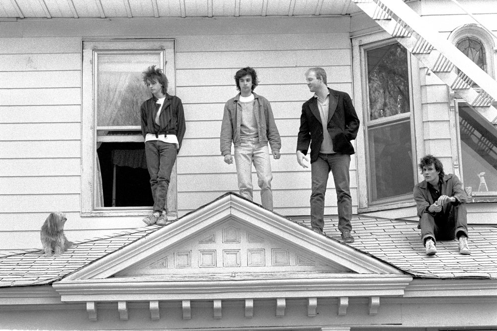 The Replacements. Photo: Daniel Corrigan