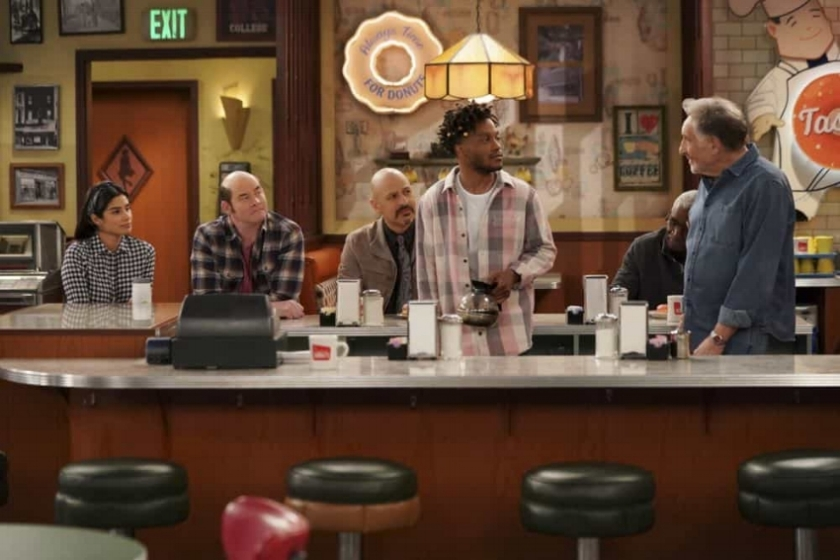 Jermaine Fowler on CBC's  Superior Donuts.