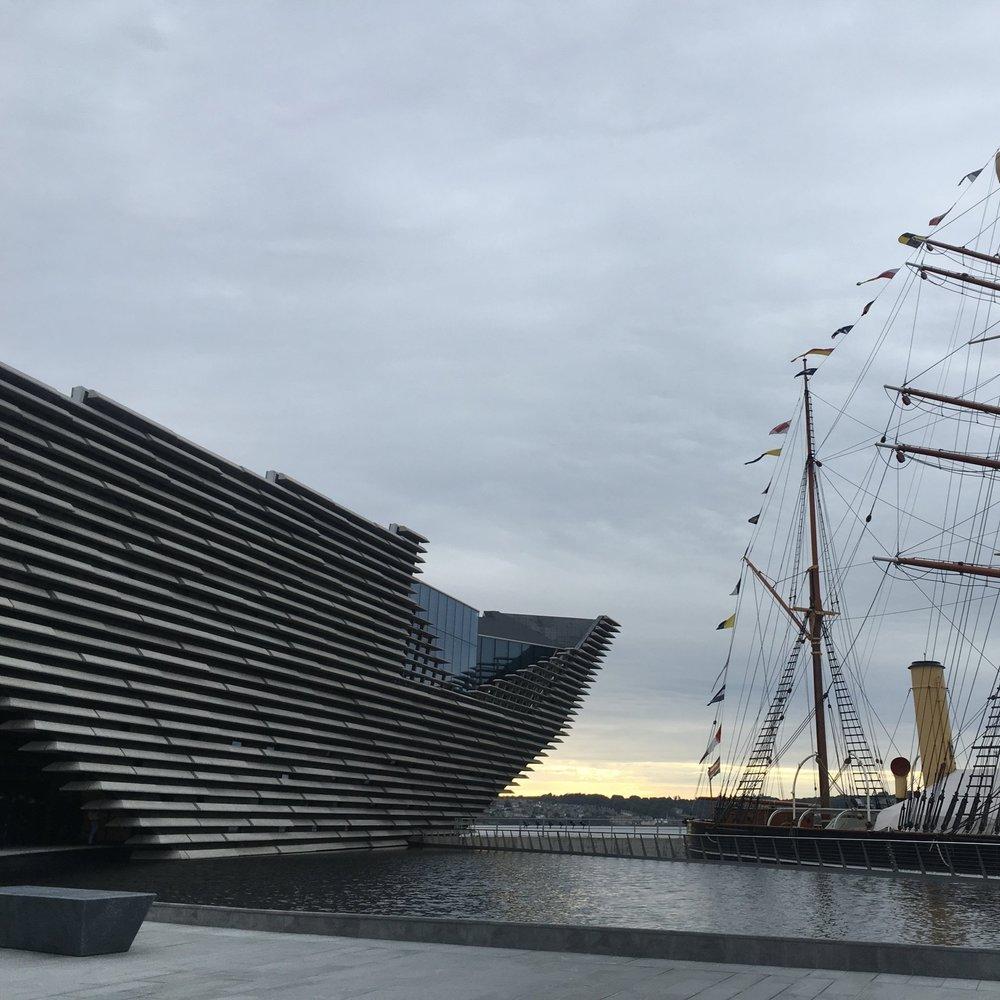 V&A Dundee -