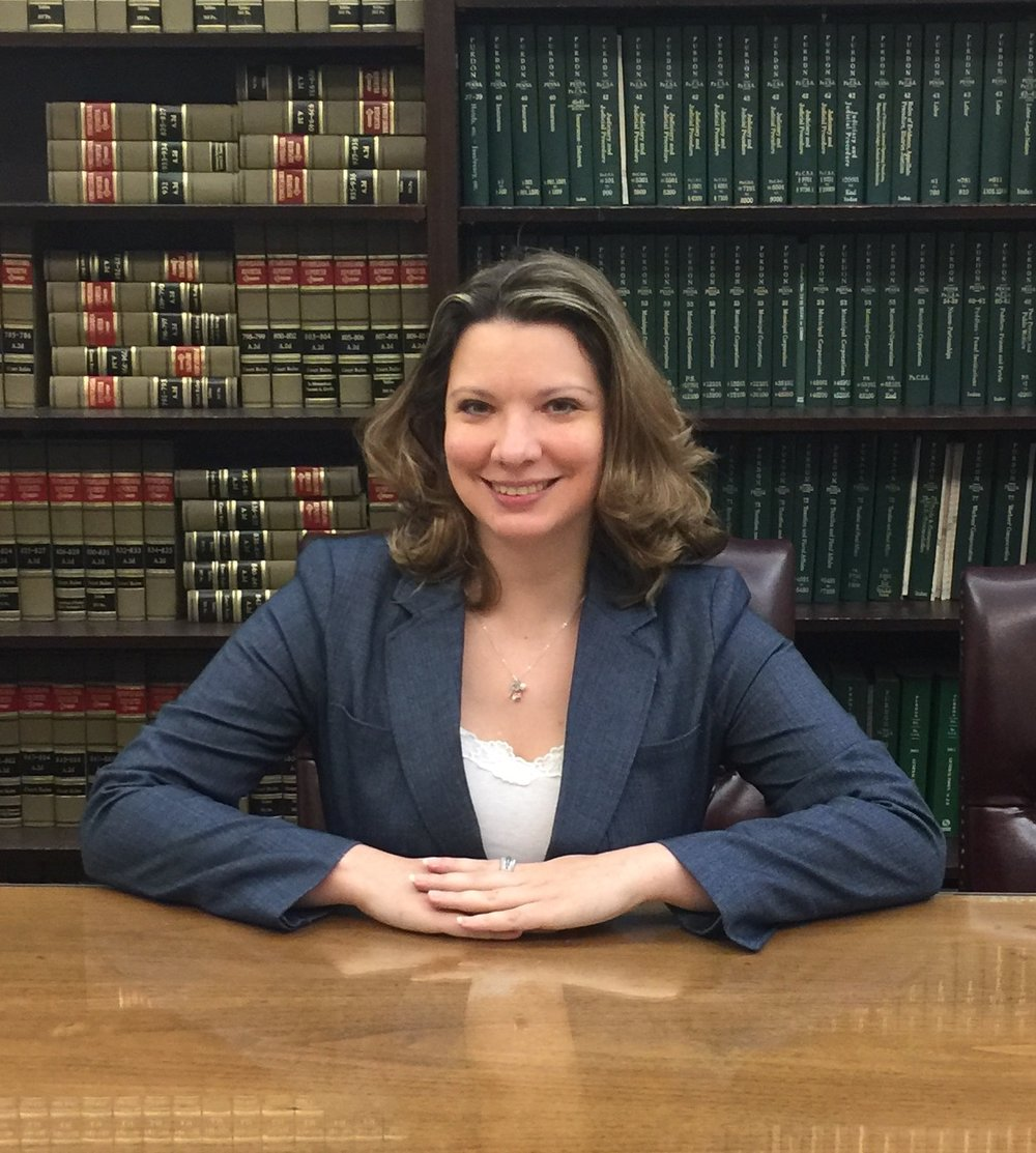 First Chair Assistant District Attorney Homicide & Cold Case Prosecutor  Jennifer Popovich, Esq.