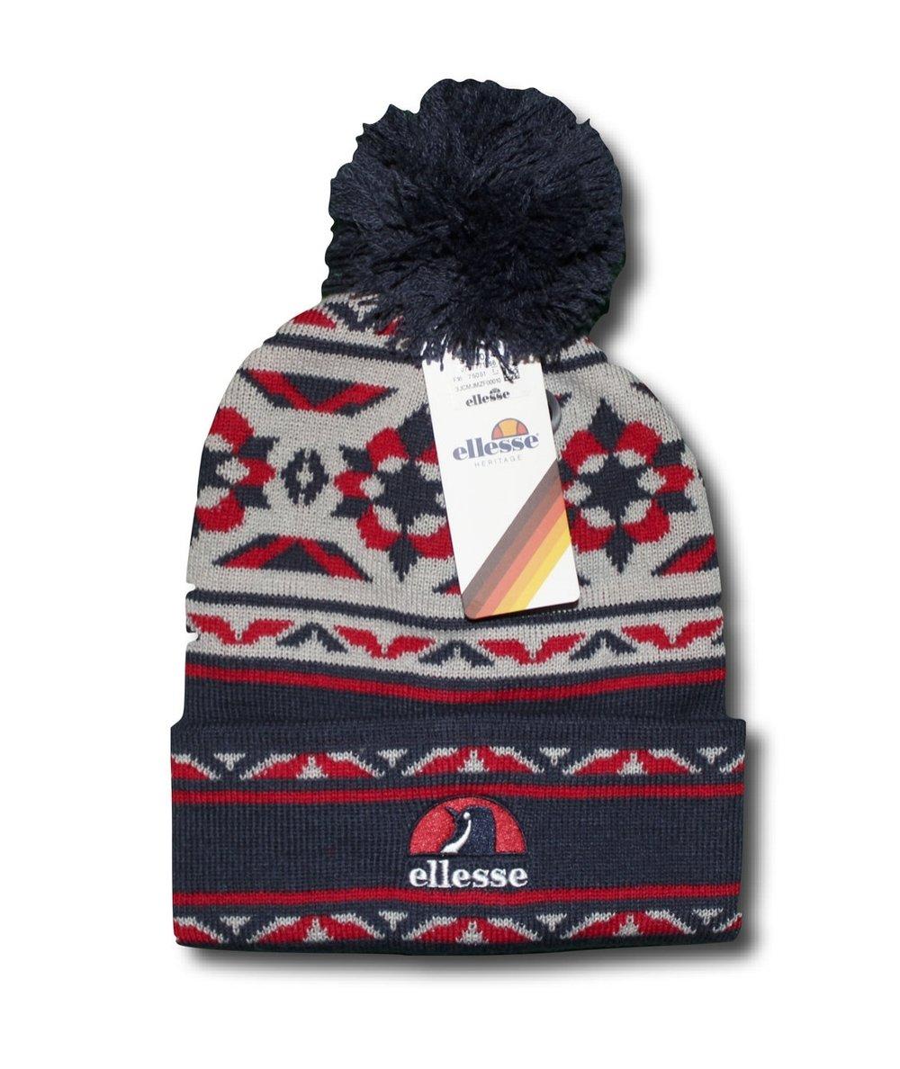 4659dcb8085 Ellesse Penguin x 80s Casuals Amott Bobble Hat — 80s Casuals