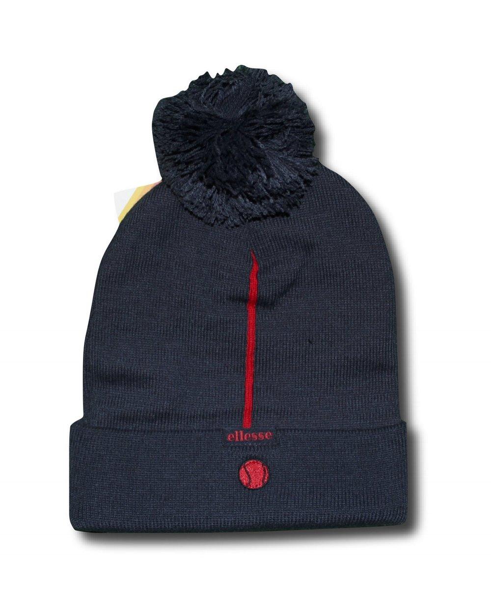 aeac3916560 Ellesse Penguin x 80s Casuals Navy  Alvy  Bobble Hat — 80s Casuals