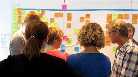 Tvärbanan Kistagrenen, visuell planering, SL