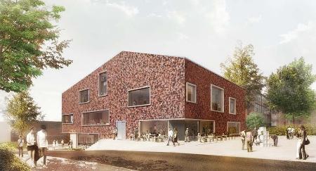 Undervisningshuset KTH, Akademiska Hus