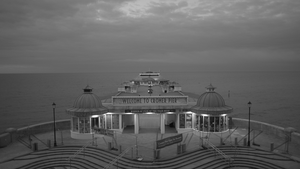 Cromer Pier - Dear Albion (2016) - Director of Photography: Stil Williams