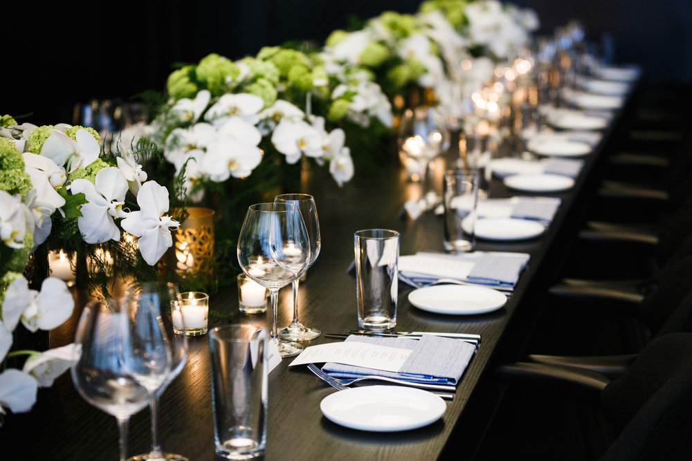 PARMIGIANI FLEURIER x WATCH JOURNAL COLLECTORS DINNER AT SPRING PLACE, NYC