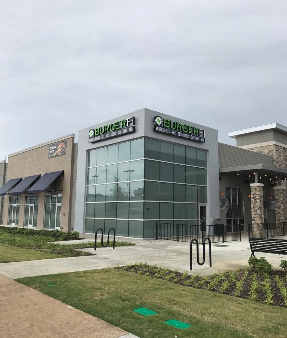 BurgerFi- Arlington TX